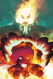 Uncanny X-Men 6 Cover: Dormammu  Magik