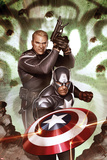 Captain America: Hail Hydra No5: Captain America and Steve Rogers