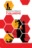 Hawkeye 14 Cover: Bishop  Kate