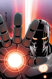 Iron Man 20 No9 Cover: War Machine
