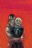 Daken: Dark Wolverine No20 Cover: Daken Hugging