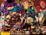 X-Men No1: 20th Anniversary Edition: A Villains Gallery