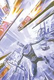 X-Men: First Class No7 Cover: Iceman