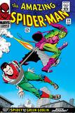 Marvel Comics Retro: The Amazing Spider-Man Comic Book Cover No39  Green Goblin
