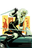 Amazing Spider-Man Presents: Black Cat No3 Cover: Black Cat Jumping