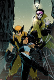X-23 No11 Cover: X-23  Wolverine  Jubilee