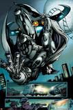 Shadowland: Moon Knight No1: Moon Knight Flying