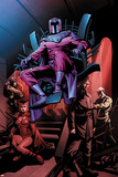 X-Men No12: Magneto  Scarlet Witch  Mastermind  Quicksilver  Toad