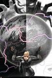 Longshot Saves the Marvel Universe 4 Cover: Longshot  In-Betweener