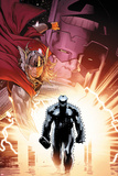 The Mighty Thor No6 Cover: Thor and Destroyer