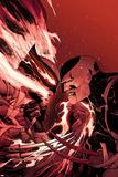 Daken: Dark Wolverine No2 Cover: Daken and Wolverine Fighting