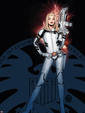 Uncanny X-Men 9 Cover: Dazzler