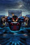 Chaos War: X-Men No2 Cover: Thunderbird Rising
