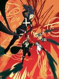 Uncanny X-Force 5 Cover: Psylocke  Storm  Cluster  Puck  Spiral