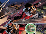 Heroes For Hire No1: Falcon Flying