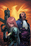 Generation Hope No15 Cover: Hope Summers  and Sebastian Shaw