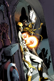 Power Man and Iron Fist No3 Cover: Iron Fist and Power Man