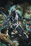 New Avengers 13 Cover: Black Bolt