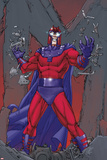X-Men: Prelude to Schism No2 Cover: Magneto Standing