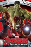 The Avengers: Age of Ultron - Iron Man  Black Widow  and Hulk