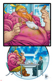 Thor No615: Volstagg Sitting