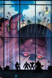 Secret Avengers 35 Cover: Sentinel