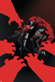Thunderbolts 15 Cover: Elektra  Red Hulk  Deadpool  Punisher  Venom