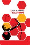 Hawkeye 13 Cover: Hawkeye
