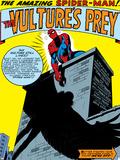 Marvel Comics Retro: The Amazing Spider-Man Comic Panel  the Vulture's Prey