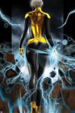 Ultimate Comics X-Men No10 Cover: Storm Walking