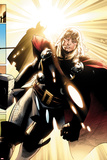 The Mighty Thor No3: Thor Walking