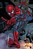 Heroes For Hire No6: Spider-Man Swinging