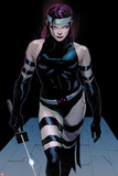 Uncanny X-Force No3: Psylocke Walking