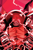 Uncanny X-Men No542: Juggernaut Transforming