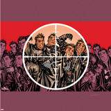 X-Factor No229 Cover: Madrox Seen Through a Target