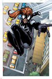Spider-Island: The Amazing Spider-Girl No3: Spider-Girl Swinging