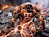 Uncanny X-Men No540: Juggernaut with a Hammer