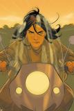 X-23 No20: X-23 Riding