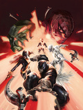 All-New X-Men Special 1 Cover: Beast  Grey  Jean  Iceman  Cyclops  Doctor Octopus  Hulk