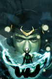 Journey Into Mystery No623 Cover: Loki