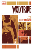 Wolverine: Debt of Death No1 Cover: Wolverine Standing