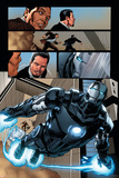 Iron Man 20 Figure: War Machine  Stark  Tony