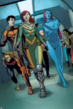 Generation Hope No5: Hope Summers  Laurie Tromette  Gabriel Cohuelo  Idie Okonkwo and Others