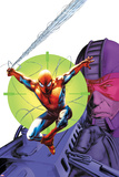 Heroes For Hire No6 Cover: Spider-Man and Paladin
