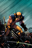 Wolverine: Enemy of The State MGC No20 Cover: Wolverine Crouching
