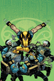 Wolverine No23 Cover: Wolverine