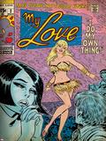 Marvel Comics Retro: My Love No2 Cover: Posing