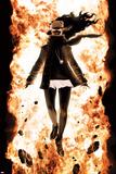 Ultimate Comics X-Men No8 Cover: Jean Gray
