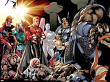 The Thanos Imperative: Devestation No1: Gladiator  Ronan The Accuser  Warlock and Others