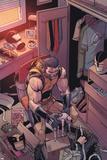 Daken: Dark Wolverine No23 Cover: Wolverine